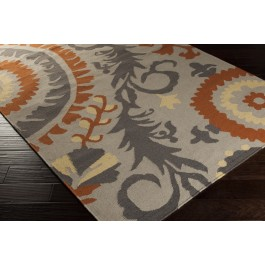FT510-811 Surya Rug Frontier Collection