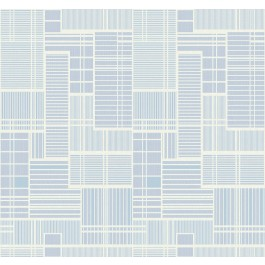 GM7531 Blue Remodel Wallpaper   The Fabric Co