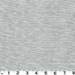 Grasscloth D3088 pewter Roth & Tompkin Fabric