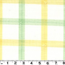 Guilford D2081 PaleYelw Roth & Tompkin Fabric