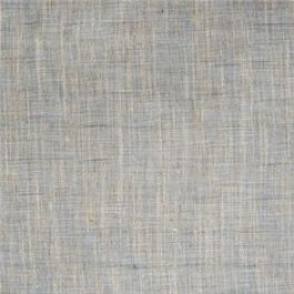 Blue Slubby Textured Solid Hale Shoreline Swavelle Mill Creek Fabric