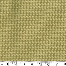 Houndstooth D2120 Peble Roth & Tompkin Fabric