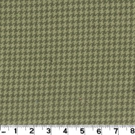 Houndstooth D2126 Stone Roth & Tompkin Fabric