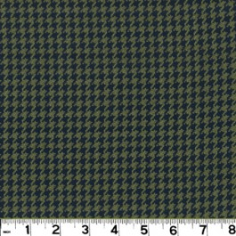 Houndstooth D2127 Midnt Roth & Tompkin Fabric