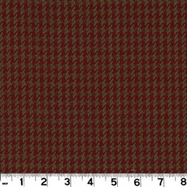 Houndstooth D2130 Burg Roth & Tompkin Fabric