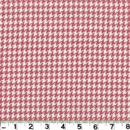 Houndstooth D2921 Blsm Roth & Tompkin Fabric