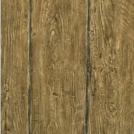 HTM49416 Rodeo Brown Outhouse Wood Wall Wallpaper