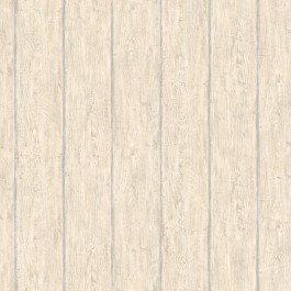 HTM49419 Rodeo White Outhouse Wood Wall Wallpaper