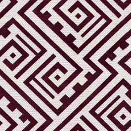 Keywest 1006 Bordeaux J. Ennis Fabric
