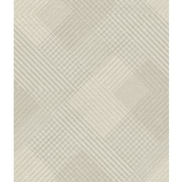 NR1533 Beiges Scandia Plaid Wallpaper  | The Fabric Co