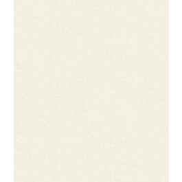 NR1596 White Off Whites Nordic Linen Wallpaper  | The Fabric Co