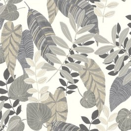 RY30908 Tropicana Taupe Wallpaper   Seabrook   The Fabric Co
