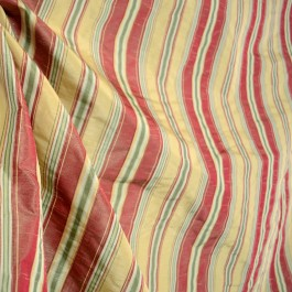 Seres Daisy Striped Swavelle Fabric