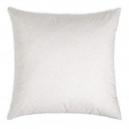18 x 18 Square Polyester Cotton Pillow Form Insert