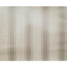 SR1502 Stately Stripe Gray Pearl Linen Wallpaper