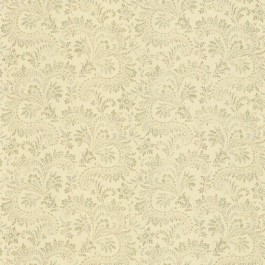 TLL01383 Sycamore Beige Paisley Wallpaper