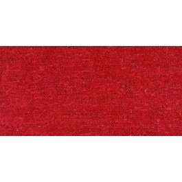 Badlands Lipstick Red Soft Textured Chenille Crypton Upholstery Fabric