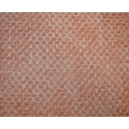 Leadership Coral Pink Soft Chenille Woven Upholstery Swavelle Mill Creek Fabric