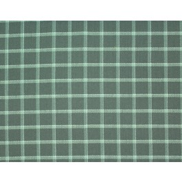 Grey Plaid Upholstery Mecca Steel Swavelle Mill Creek Fabric