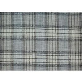 Grey Taupe Plaid Upholstery Nuiche Charcoal Swavelle Mill Creek Fabric