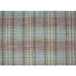 Red Gold Plaid Upholstery Nuiche Sunset Swavelle Mill Creek Fabric