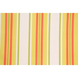Bright Green Red Outdoor Stripe Trudy Dew Swavelle Mill Creek Fabric