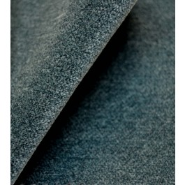 Valdese Teal Soft Chenille Upholstery Fabric