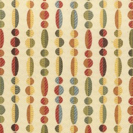 Abacus Fiesta Tan Multicolored Contemporary Geometric Jacquard Upholstery Regal Fabric