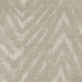 Benson Dove Grey Tiger Flamestitch Soft Chenille Upholstery Regal Fabric