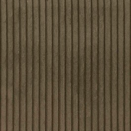Cab Musk Brown Velvet Corduroy .25 Inch Cord Upholstery Regal Fabric