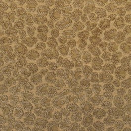 Hutton Camel Tan Textured Chenille Leopard Upholstery Regal Fabric