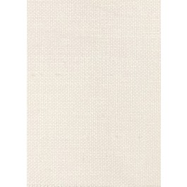Vista White Solid Faux Silk Polyester Durable Bartson Fabric