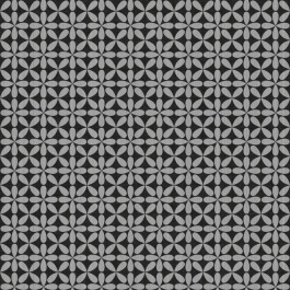 WH2696 Black Grey Vogue Geometric Satin Metallic Wallpaper