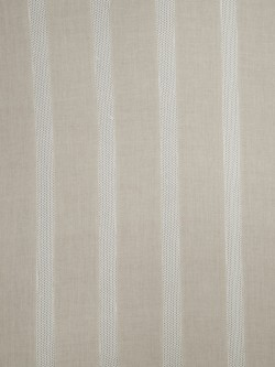 Magnificent Kenzo Lace Stripe Natural Fabric
