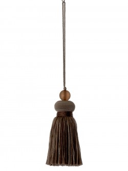 Yasti Slate Decorative Tassel