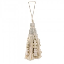 Special 01364 Pearl Decorative Tassel