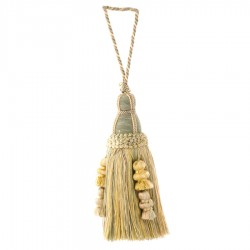 01364 Kiwi Decorative Tassel