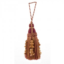 Gorgeous 01364 Tuscan Decorative Tassel