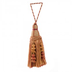 01364 Ginger Decorative Tassel