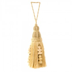 01364 Gold Decorative Tassel