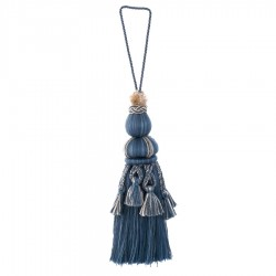 Charming 01465 Delft Decorative Tassel