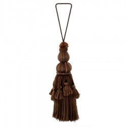 Exceptional 01465 Fudge Decorative Tassel