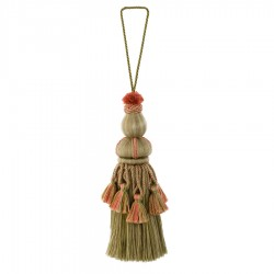 Vivid 01465 Melon Decorative Tassel