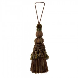 Pretty 01465 Tapenade Decorative Tassel