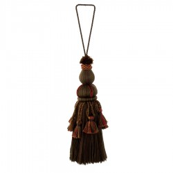 Dramatic 01465 Parlor Decorative Tassel