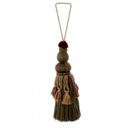 Spectacular 01465 Olivegrove Decorative Tassel