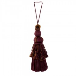 01465 Grapevine Decorative Tassel