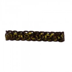 01460 Tapenade Trim Fabric