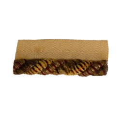 01462 Cognac Trim Fabric