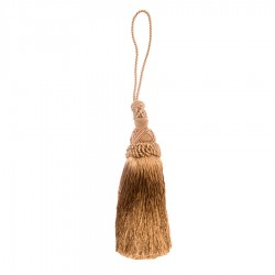 01747 Coin Decorative Tassel